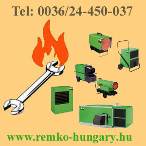 REMKO HŐLÉGFÚVÓ? NAGYON JÓ! www.remko-hungary.hu